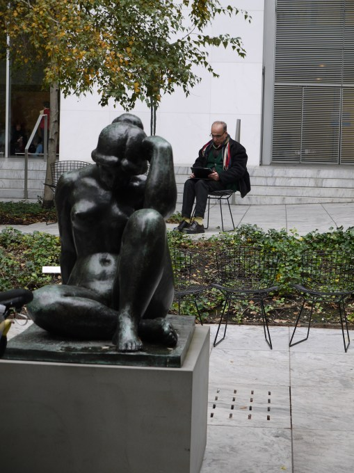 The Thinker and The Reader