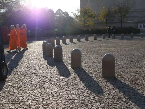 Monks, Shadows