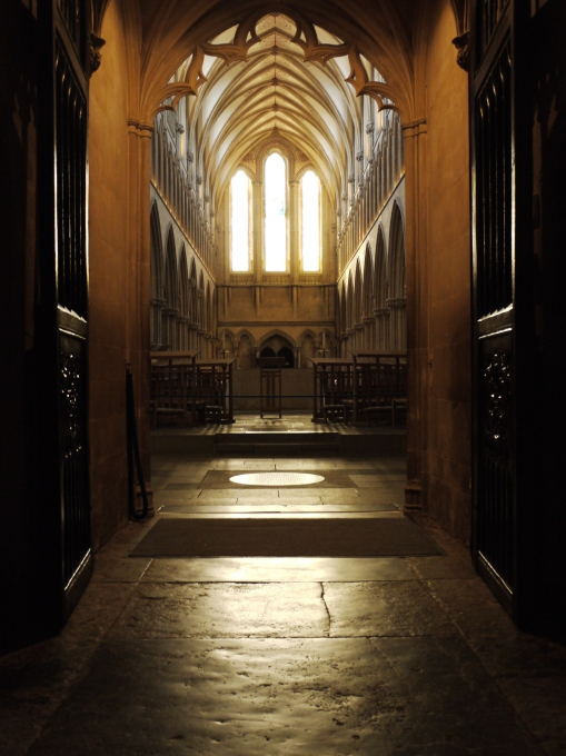 Side Chapel, Wells Cathedral