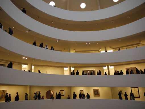 Inside the Guggenheim (2)