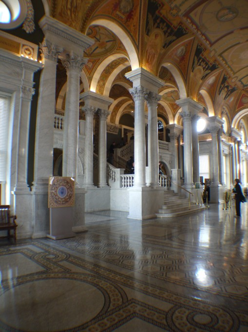 The Library of Congress (2)