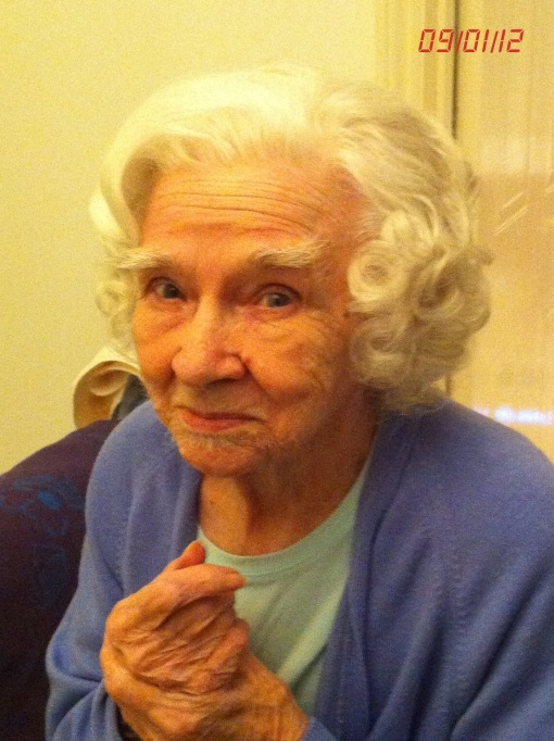Ma's 94th birthday today!