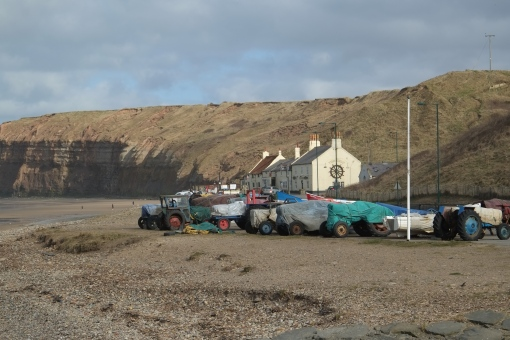 Tractors and the Headland