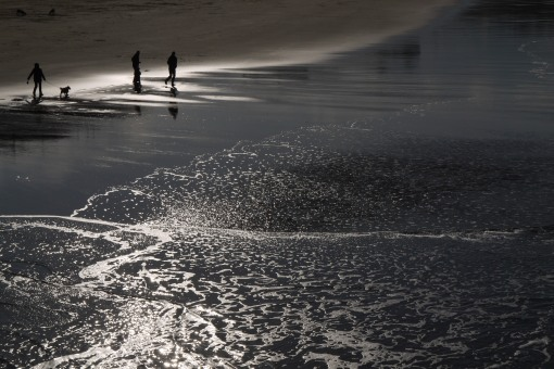 The running tide