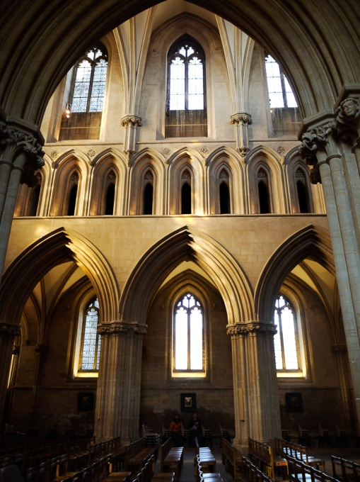 Wells Cathedral...
