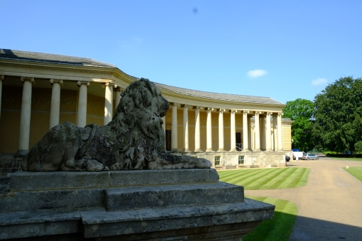 Stowe House and School