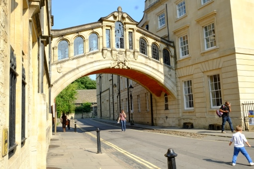 The Bridge of Sighs?