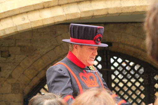 Yeoman Warder, The Tower of London