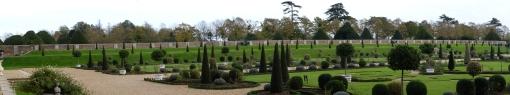 Formal Gardens - Panorama