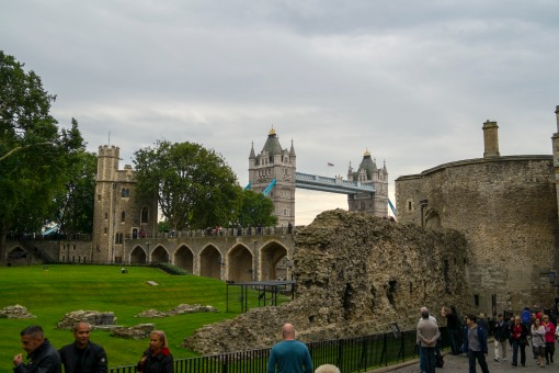 Tower and Tower Bridge