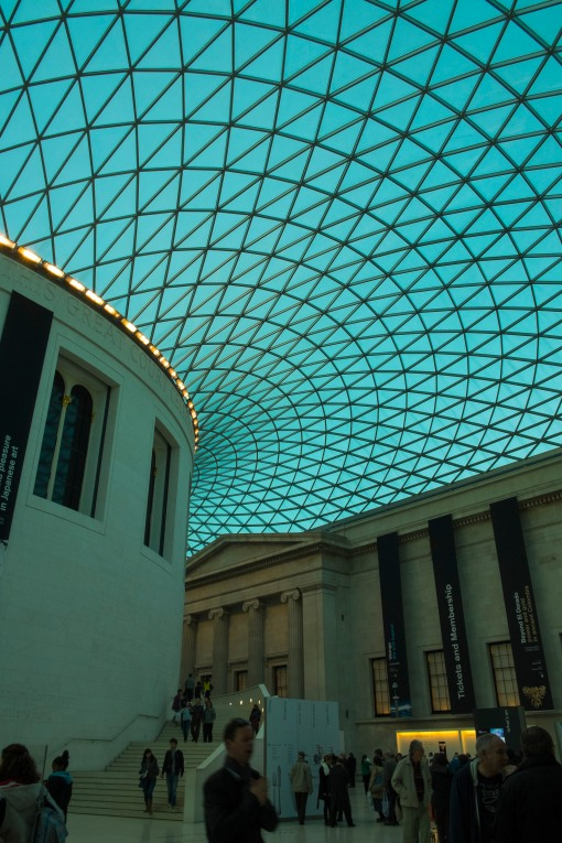 Twilight in the British Museum