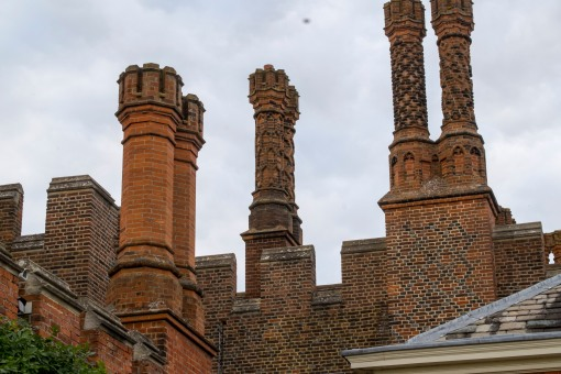 Henry the Eighths Palace at Hampton Court