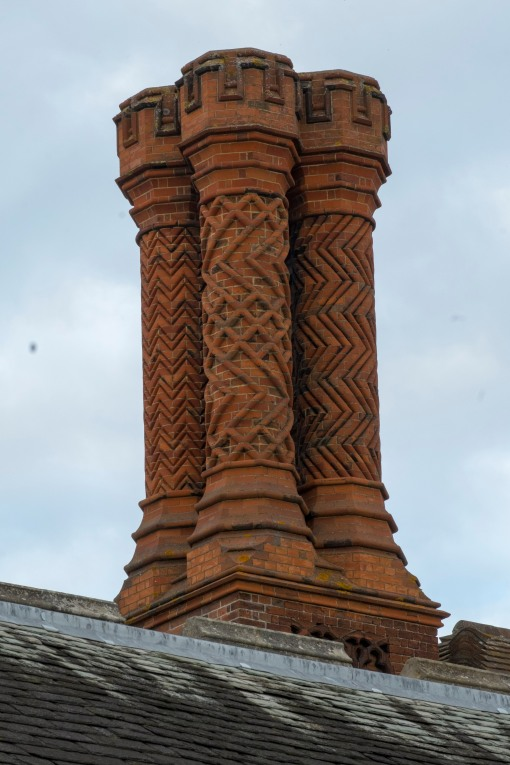 Henry the Eighth's chimneys!
