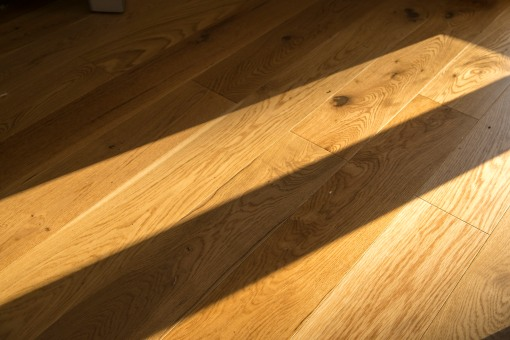 Light and Shadow on wood