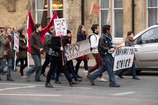 (Oxford) students are revolting!
