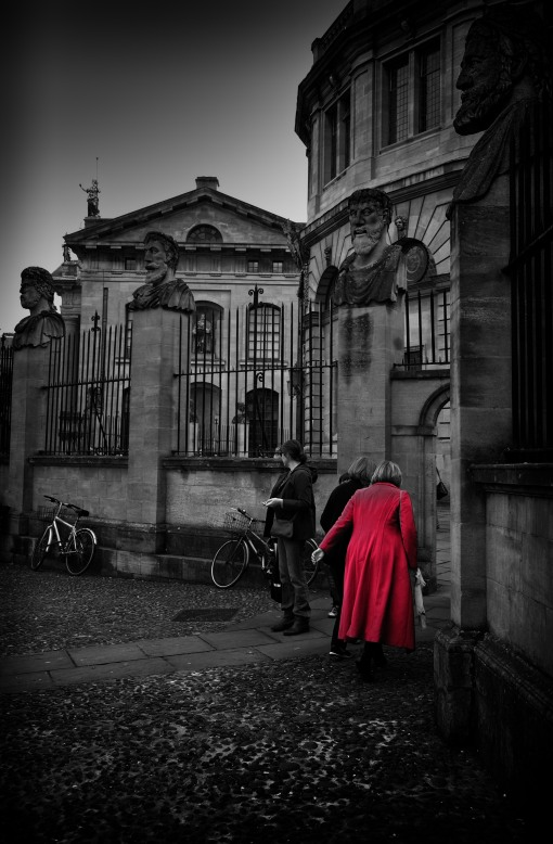 Red in Oxford